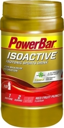 PowerBar Isoactive Isotonic Sports Drink 600gr Fruit Punch