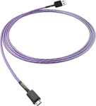 Nordost Purple Flare USB 2.0 to micro USB Cable Μωβ 3m