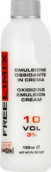 Freelimix Oxidizing Emulsion Cream 10 Volume 3% 150ml
