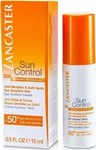 Lancaster Sun Control Face Cream Anti-Wrinkles & Dark Spots SPF50+ 50ml