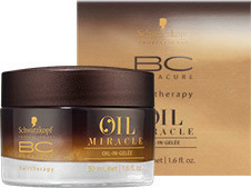 Schwarzkopf Professional BC Oil Miracle Oil In Gelee 50ml