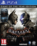 Batman Arkham Knight (Game of The Year) PS4
