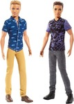 Mattel Barbie & Friends - Ken & Ryan - 2 Σχέδια
