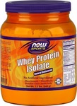 Now Foods Whey Protein Isolate Pure 544gr