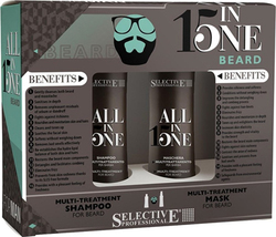 Selective Professional All In One Kit (Shampoo 100ml & Μασκα 100ml)