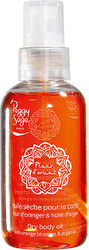 Peggy Sage Fleur D'orient with orange blossom & argan oil - Ξηρο Λαδι Σώματος 150ml