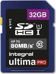 Integral UltimaPro SDHC 32GB U1