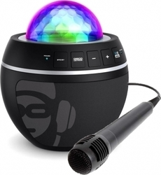 iDance Party Ball BB10 BLK + Microphone
