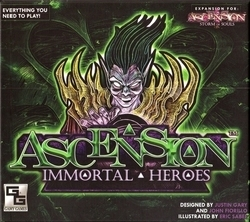 Stone Blade Entertainment Ascension: Immortal Heroes Expansion