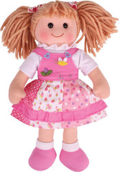Big Jigs Hayley 34cm Doll