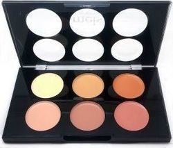 Meis Corrector & Concealer Face Touch-Up Pallete 01 10.8gr