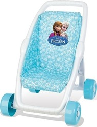 Smoby Frozen First Pushchair