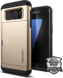 Spigen Slim Armor CS Edge Champagne Gold (Galaxy S7 Edge)