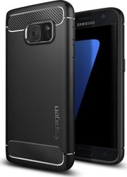 Spigen Rugged Armor Black (Galaxy S7)