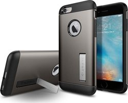 Spigen Slim Armor Gunmetal (iPhone 6/6s)