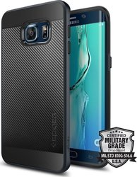 Spigen Neo Hybrid Carbon Metal Slate (Galaxy S6 Edge Plus)