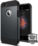 Spigen Tough Armor Metal Slate (iPhone 5/5s/SE)