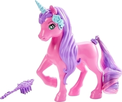 Mattel Barbie Endless Hair Kingdom Small Unicorn