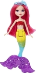 Mattel Barbie Mini Mermaid Doll - 3 Σχέδια