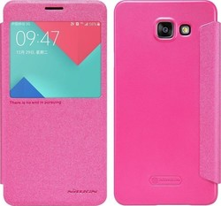 Nillkin Book S-View Sparkle Pink (Galaxy A5 2016)