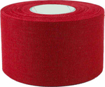 OEM Sport Med Cotton Coloured Tape 3.8x13.7m Red