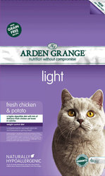 Arden Grange Grain Free Light Fresh Chicken & Potato 8kg