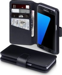 Terrapin Flip Wallet Black (Galaxy S7)