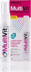BetterYou Multi Vit 25ml