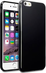 Terrapin TPU Gel & 6S Plus Black (iPhone 6/6s Plus)