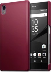 Terrapin Hybrid Rubberised για Sony Xperia Z5 Red