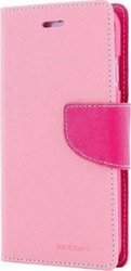 Mercury Fancy Diary Pink / Hot Pink (Galaxy S6)