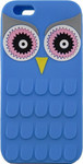 OEM Silicon 3d Owl Blue GSM014182 (iPhone 6/6s)