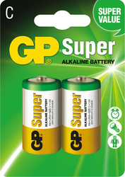 GP Batteries Super C (2τμχ)