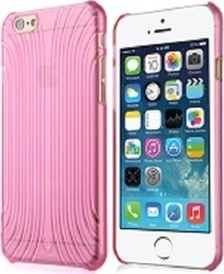 Baseus Shell Pattern Case for Pink (iPhone 6/6s)