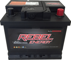 Rebel 50Ah (55040)