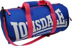Lonsdale Barrel Bag 705013-Blue/Pink