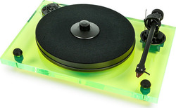 Pro-Ject Audio 2-Xperience Primary Acryl Green