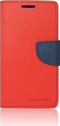 Mercury Fancy Diary Samsung Galaxy A5 2016 Red / Navy