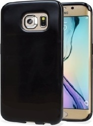 Olixar FlexiShield Μαύρη (Galaxy S7 Edge)