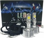 LED HID KIT H3 45 Watt 4500 Lumen 9-32 Volt DC 6000k 2 Τεμάχια