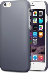 Terrapin Hybrid Rubberised Solid Grey (iPhone 6/6s)