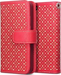 Covert Wallet Red (iPhone 5/5s/SE)