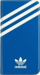 Adidas Booklet Blue (Galaxy S6)