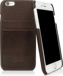 CASEual Leather Back Italian Mocca (iPhone 6/6s)