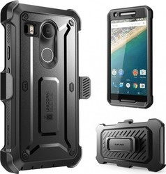 Supcase Unicorn Beetle Pro Black (Nexus 5X)