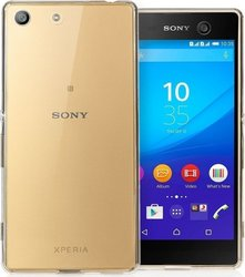 YouSave Accessories Ultra Thin Clear Gel Case (Xperia M5)