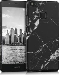KW Hard Case Design Marble Black/White (P9 Lite)