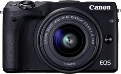 Canon EOS M3 Kit (15-45 IS STM)