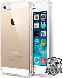 Spigen Ultra Hybrid Crystal Clear (iPhone 5/5s/SE)