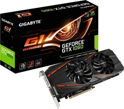 Gigabyte GeForce GTX1060 3GB G1 Gaming (GV-N1060G1 GAMING-3GD Rev 1.0)